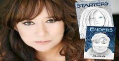 Η Lissa Price με το πρώτο της μυθιστόρημα #Starters» έκανε #best_seller παγκοσμίως, κυκλοφόρησε σε περισσότερες από 30 χώρες και υπήρξε υποψήφιο για το #βραβείο καλύτερου νεανικού μυθιστορήματος YALSA* βρέθηκε στην κορυφή των #ευπώλητων Αμερικής και Ευρώπης, ενώ συγκαταλέγεται στις λίστες των 10 καλύτερων βιβλίων της χρονιάς στο Amazon.   Συνέντευξη στην Ελένη Γκίκα  #book #author #interview #biblio #Enders Εκδόσεις Καλέντη http://fractalart.gr/lissa-price/