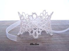 Le produit Bracelet en dentelle mariage est vendu par Frivolité Lilas Lace: Bijoux écologiques mariage dans notre boutique Tictail.  Tictail vous permet de créer gratuitement votre boutique en ligne - tictail.com