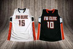 Bakersfield's Elite Basketball Uniforms
