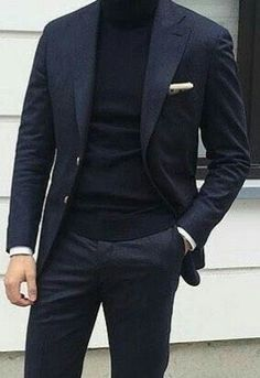If you are in the market for brand new men's fashion suits, there are a lot of things that you will want to keep in mind to choose the right suits for yourself. Below, we will be going over some of the key tips for buying the best men's fashion suits. Sharp Dressed Man, Well Dressed Men, Mens Fashion Suits, Mens Suits, Men's Fashion, Fashion Black, Fashion Women, Winter Fashion, Stylish Men