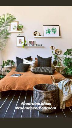 Bedroom Styles, Bedroom Colors, Bedroom Decor, Bedroom Ideas, Master Bedroom, Bedroom Makeovers, Decor Room, Bedroom Wall, Kids Bedroom