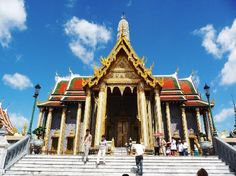 Sights from the Grand Palace and Wat Phra Kaeo