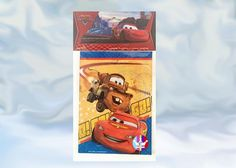 eFantasyMx: Cars, bolsas para dulces, 25 piezas - Kichink Baseball Cards, Sachets, Parties Kids, Toys, Sweet Treats