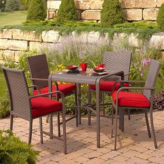 1000 Images About Patio On Pinterest Patio Dining Sets