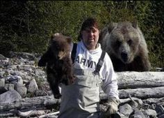 La maman Ours improbable | #Photobomb | #vacances |