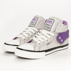 British Knights Roco Sneakers Ice/Purple