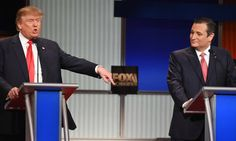 Latest Debate Propels GOP Race Further Into Realm Of The Surreal