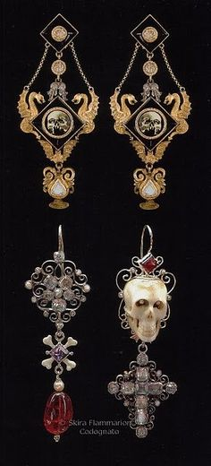 Image result for vintage metal button in shape of hand Memento Mori Jewelry