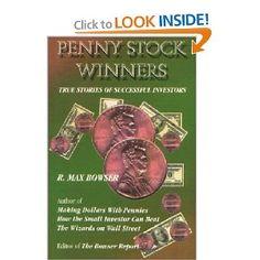 Penny Stock Winners --- http://www.amazon.com/Penny-Stock-Winners-Bowser-Max/dp/1928877001/?tag=rewoathoanfif-20