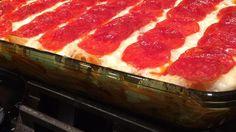Pepperoni Casserole