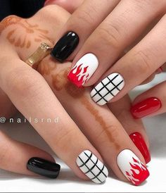 100 Hottest Acrylic Square Nails Design For Short Nails Coffin naildesign Acrylic Nails Coffin Short, Simple Acrylic Nails, Square Acrylic Nails, Summer Acrylic Nails, Best Acrylic Nails, Square Nails, Acrylic Nail Designs, Coffin Nails, Edgy Nails