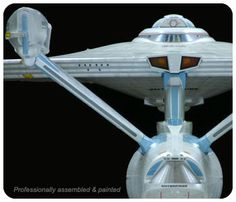 Enterprise Model, Uss Enterprise Ncc 1701, Star Trek 1, Star Trek Ships, Star Trek Models, Star Trek Starships, Model Building, Plastic Models, Scale Models