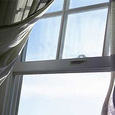 How to Get Rid of Window Drafts   howtogetridofstuff.com