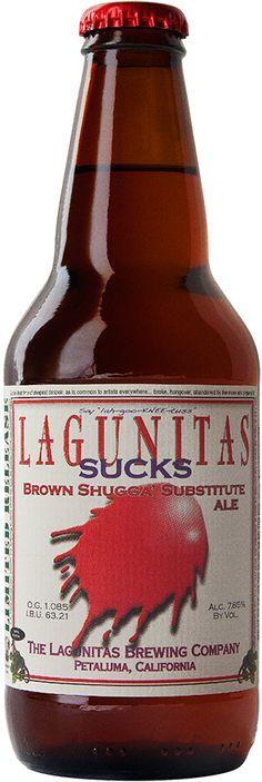 Sucks | Lagunitas Brewing Company