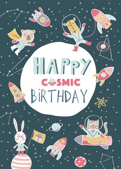Leading Illustration & Publishing Agency based in London, New York & Marbella. Birthday Wishes For Kids, Cool Birthday Cards, Birthday Card Sayings, Happy Birthday Fun, Happy Birthday Greetings, Birthday Images, Birthday Greeting Cards, Album Baby, Happy Birthday Illustration
