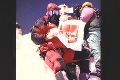 Lene Gammelgaard - Everest Summit May 10 1996 Thanks to Neil Beidlemann for taking my summit photos