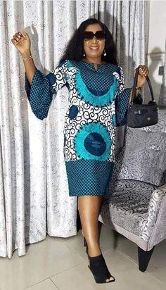 African Attire, African Fashion Dresses, African Dress, African Fashion Traditional, Churidar Neck Designs, African Design, Ankara Styles, Kaftan, New Dress