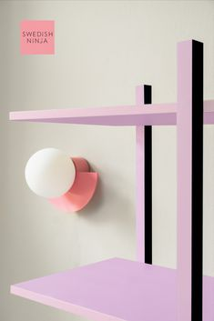 Scroll through to your heart's content. Our products are made in Sweden by local manufacturers. Know that your favourite pink products are made locally and ethically. Express yourself more with SWEDISH NINJA Dimmable Led Lights, Opaline, Baskets On Wall, Bubblegum Pink, Pink Aesthetic, Elle Decor, Light Bulb, Wall Lights, Colours