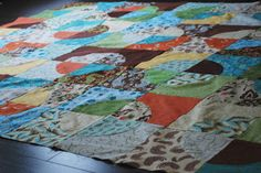 this and that: circle quilt block tutorial