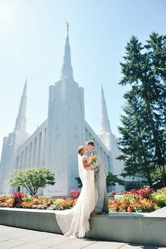 Rebekah Westover Photography: lauren + jordy. portland, oregon wedding.