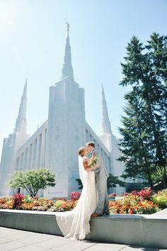 Rebekah Westover Photography: lauren + jordy. portland, oregon wedding.