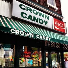 Crown Candy Kitchen | 8 Delicious Reasons You'll Wish You Lived In St. Louis