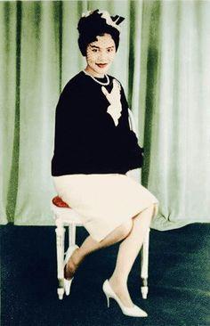 THE QUEEN H.M. Queen Sirikit of Thailand,