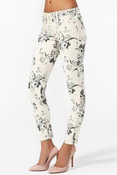 Desert Rose Skinny Jeans