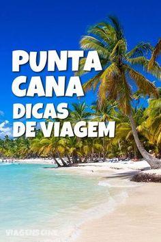 Punta Cana Dicas de Viagem: confira roteiro completo e tudo o que você precisa saber para planejar essa viagem para a República Dominicana #DicasdeViagem #Caribe #Praia #Viagem