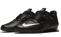 The Ultimate Guide to Lifting Shoes - BarBend Black Shoes, All Black Sneakers, Men's Shoes, Black And Decker Toaster, Baskets, Weight Lifting Shoes, Best Black, Black White, Nike Store