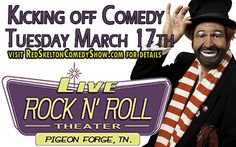 New show startting in Pigeon Forge TN