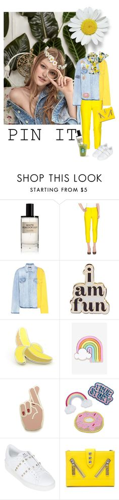 """""""pin it"""" by izoche ❤ liked on Polyvore featuring D.S. & DURGA, Tara Jarmon, Off-White, ban.do, PINTRILL, Big Bud Press, Georgia Perry, Valentino, Kenzo and Kate Spade"""