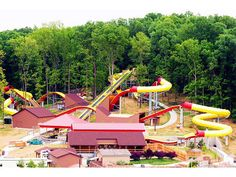 Wildebeest, Indiana | 18 Of The Coolest Water Slides From Around The World