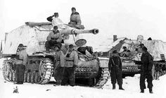 The Nashorn was a German dedicated tank destroyer in World War 2. It was a slow and heavy tank with an open top and could only carry 40 rounds but its advanced 88mm gun could destroy enemy tanks at great distance. It holds the record for distance, destroying a Russian tank at 4600 meters. Only 473 were made but they were devastating in the hands of trained crews.