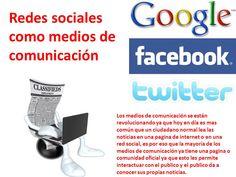 redes sociales como medio de comunicacion