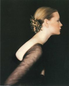 Paolo Roversi | Kristen Owen for Romeo Gigli, A/W88