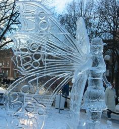 Amazing Ice Sculptures   Amazing Ice Sculptures in the World # 2.....! - Virtual ... #Icesculptures  #Ice
