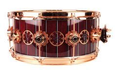 Greenbrier Music  - DW Neil Peart 6.5x14 Time Machine Snare Drum w/Copper HW, $1,127.10 (http://www.greenbriermusic.com/dw-neil-peart-6-5x14-time-machine-snare-drum-w-copper-hw/)