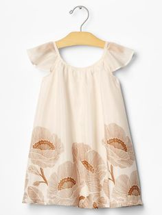 Poppy flutter dress Product Image