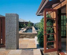 Prairie Style in Montecito | Architectural Digest