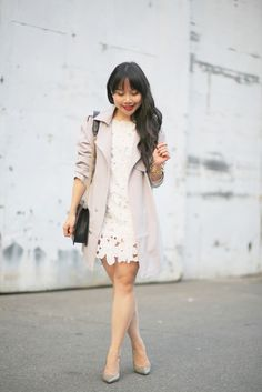 short dress n zacket length