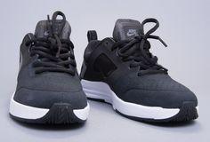 Nike SB Project BA- Black, Dark Grey, and White