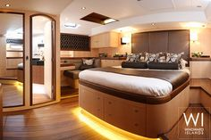 Raven #luxury #yacht by #Oyster available for #charter in #Croatia.