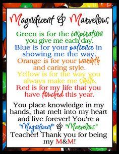 Teacher Appreciation and more... | Perilight Graphics