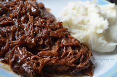 Crock Pot BBQ Beef