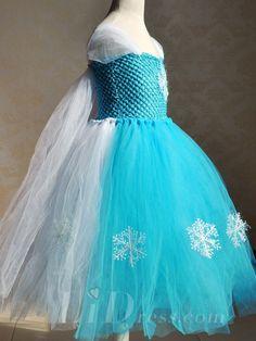 Little Girls Performance TuTu Dress Princess Girls Skirt