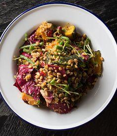 The LoKal Pumpkin Salad