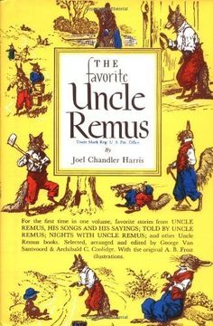The Favorite Uncle Remus [Hardcover] by Joel Chandler Harris, http://www.amazon.com/dp/B0084HBBNQ/ref=cm_sw_r_pi_dp_wPcOrb1A6KJWB
