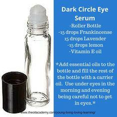Dark Circle Eye Serum | The Oil Academy