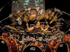 Terry Bozzio Bringing Super-Size Drum Kit to Musical Instrument Museum Show in Phoenix